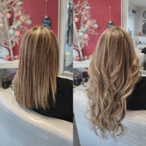 Prix extensions de cheveux